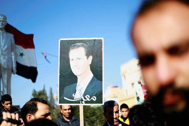 Syrie: l'armée du régime à Minbej après un appel à l'aide des Kurdes