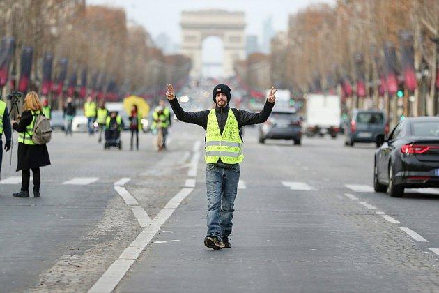 """Les """"gilets jaunes"""": un septième week-end de mobilisation attendu samedi"""