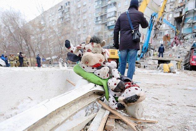 Explosion due au gaz d'un immeuble en Russie: le bilan monte à 21 morts