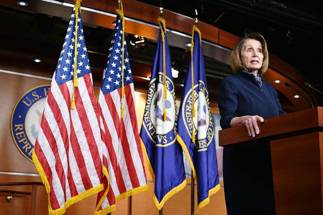 Nancy Pelosi en passe de (re)devenir la femme la plus puissante de Washington