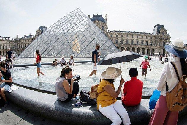 Nouveau record pour le Louvre: plus de 10 millions de visiteurs en 2018