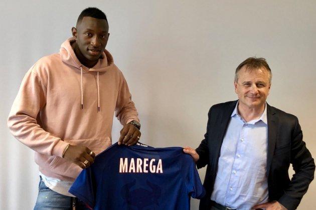 Football : Issa Marega quitte le Stade Malherbe Caen