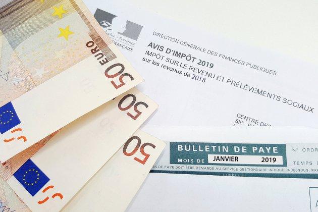 Prélèvement à la source: un lancement sans accroc à Caen