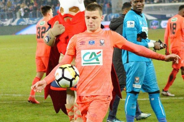 Coupe de France (32e de finale) : Caen (L1) entame sa campagne 2019 au Red Star (L2)