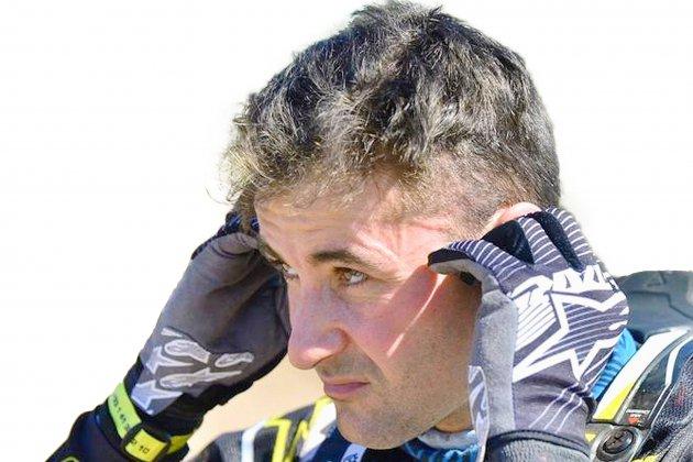 Dakar 2019 : le miraculé Pierre-Alexandre Renet de retour avec Husqvarna !