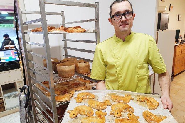 Avant la galette, goûtez l'aguignette, spécialité de la régionde Rouen