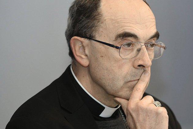 Pédophilie dans l'Eglise: le cardinal Barbarin face aux juges