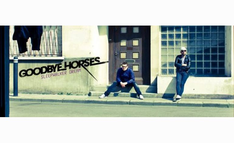 "Goodbye Horses sort son premier EP ""Sleepwalker Dream"""