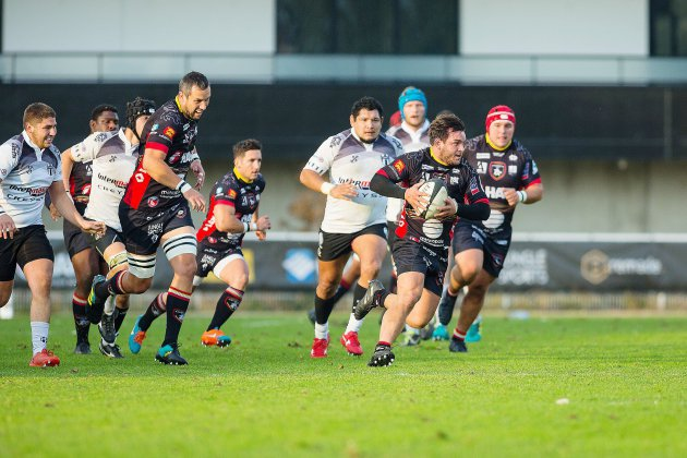Rugby : le chiffre 13 porte chance au Rouen Normandie Rugby