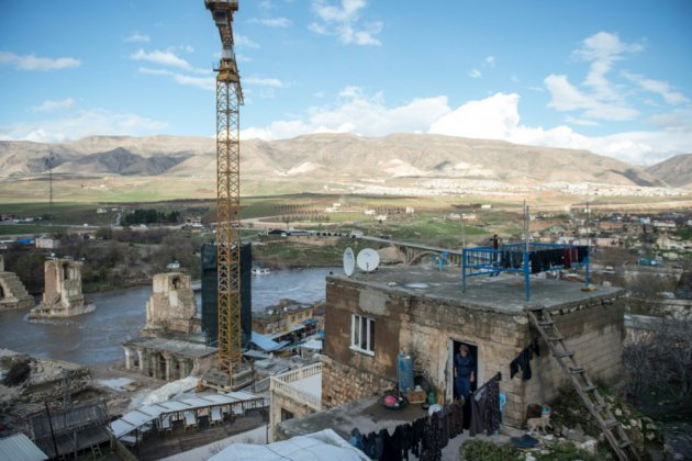 Turquie: Hasankeyf, une ville de 12.000 ans bientôt engloutie