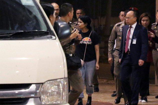 Jeune Saoudienne bloquée en Thaïlande: examen express de sa demande d'asile par le HCR