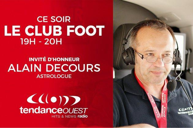 Football: les clubs normands en 2019 parl'astrologue Alain Decours