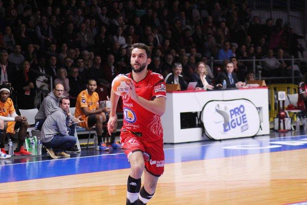 Handball (Proligue): Alexandre Tomas et Caen, c'est fini!