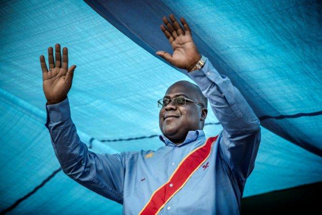 Première en RDC: l'opposant Tshisekedi proclamé vainqueur de la présidentielle