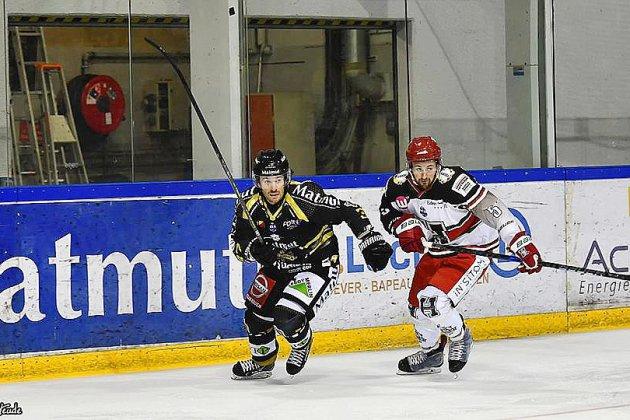 Hockey sur glace: l'Hormadi d'Anglet en visite chez les Dragons de Rouen