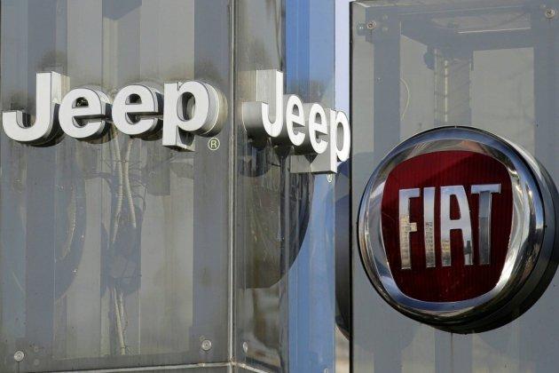 Diesel: Fiat Chrysler va payer 650 millions pour solder des poursuites aux Etats-Unis