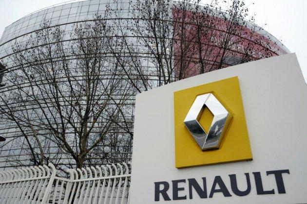 "Renault: ""réunion extraordinaire"" du CA jeudi soir"