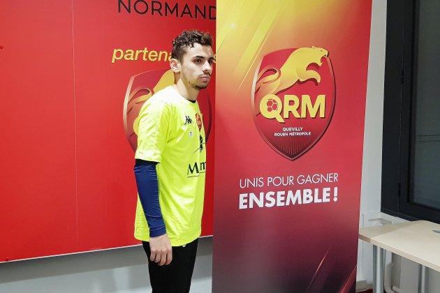 Football: Araujo et Moussiti-Oko arrivent à QRM pour briller