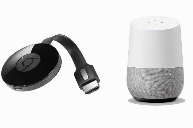 Tom vous offre vos Google Chromecast& Home entre 9h et 13h