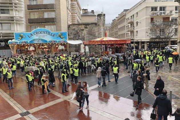 ActeIX des gilets jaunes: quelle mobilisation en Seine-Maritime?