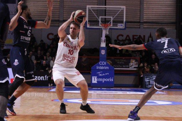 Basket (Pro B) : Caen replonge contre Nantes...