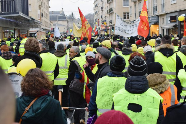 Gilets jaunes: les actions en Normandie ce samedi pour l'acte IX