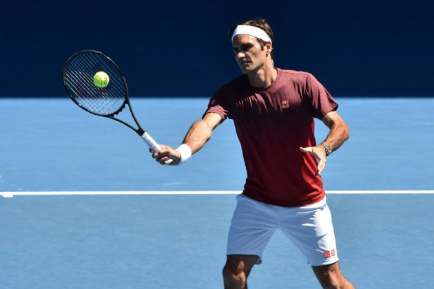 """Federer n'a """"toujours pas arrêté de décision"""" pour la terre battue en 2019"""