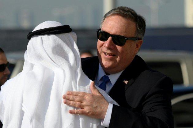 Pompeo aux prises avec la dispute Qatar-Arabie sur fond d'affaire Khashoggi