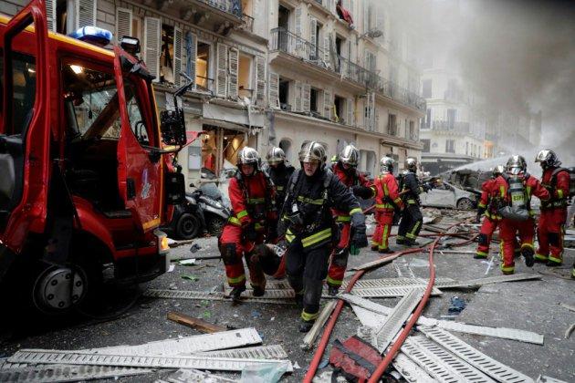 Explosion à Paris: le pompier enseveli originaire deSeine-Maritime