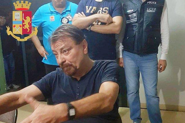 L'Italie attend Cesare Battisti après une longue cavale