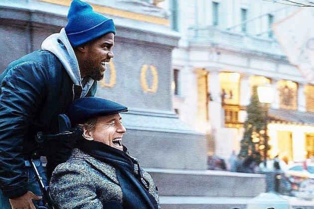 """L'adaptation américaine d'""""Intouchables"""" en tête du box-office malgré les critiques"""