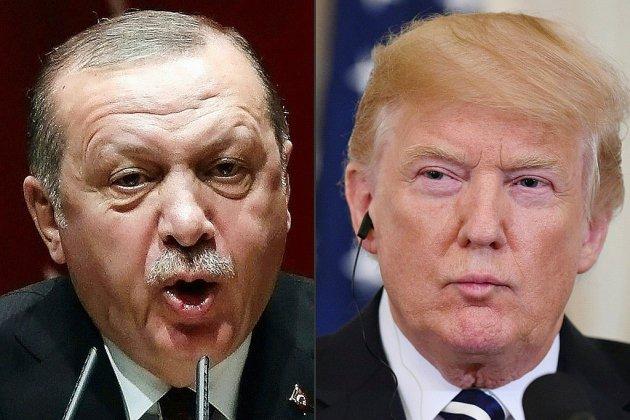 """Syrie: Ankara pas """"intimidé"""" par les menaces de Trump"""