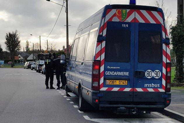 [Photos]Grand-Bourgtheroulde se prépare à la venue d'Emmanuel Macron