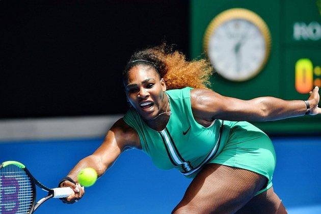 Open d'Australie: retour au sprint pour Serena