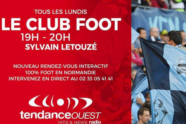 REPLAY: Claudio Beauvue, un gymnase pour le CA Lisieux et Sotteville au menu du Club Foot