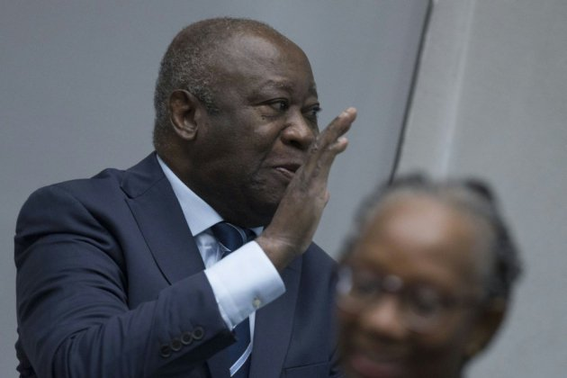 CPI: l'ancien président ivoirien Gbagbo acquitté de crimes contre l'humanité