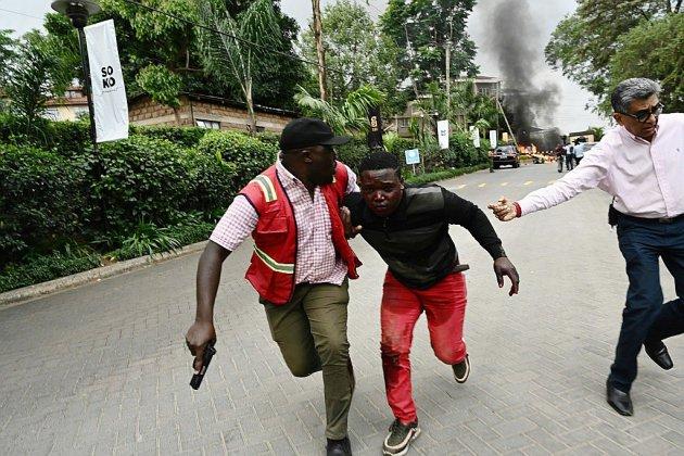 Kenya: attaque jihadiste en cours dans un complexe hôtelier de Nairobi