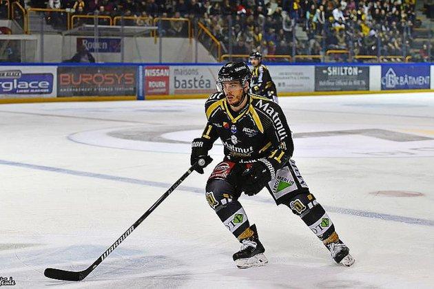 Hockey sur glace : deuxième round entre Rouen et Nice