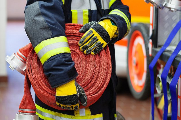Dieppe: 40 pompiers mobilisés sur un feu à Nestlé, 50 employés évacués