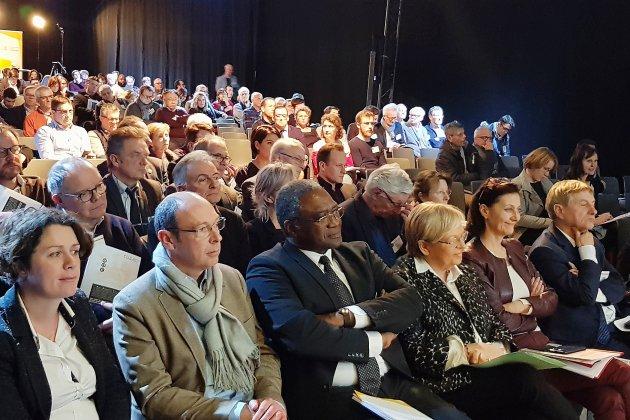 27000 emplois sur la Communauté Urbaine d'Alençon