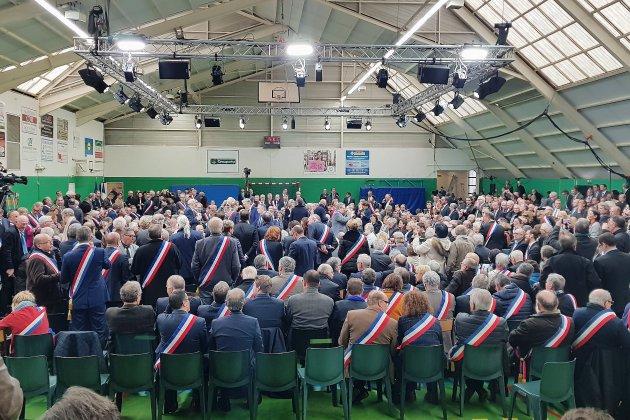 [Dossier] Grand débat à Caen: quelle organisation?