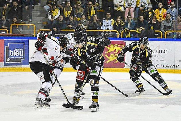 Hockey sur glace: Rouen contre Amiens, une histoire de revanche