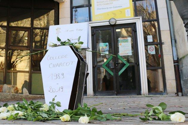 Cherbourg: le Département vote la fermeture du collège Charcot