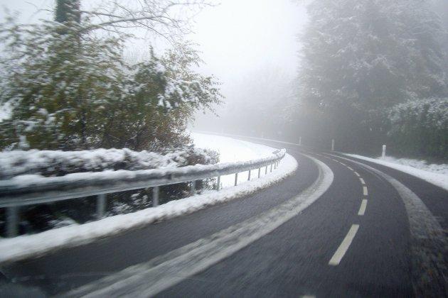 Vigilance jaune neige-verglas dans l'Orne
