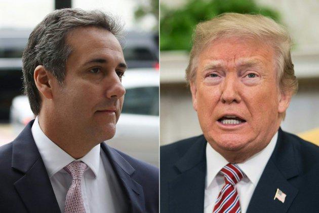 Accusations explosives contre Trump, son avocat dément