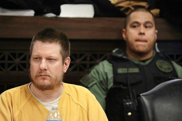 Près de 7 ans de prison pour un policier blanc ayant tué un jeune Noir