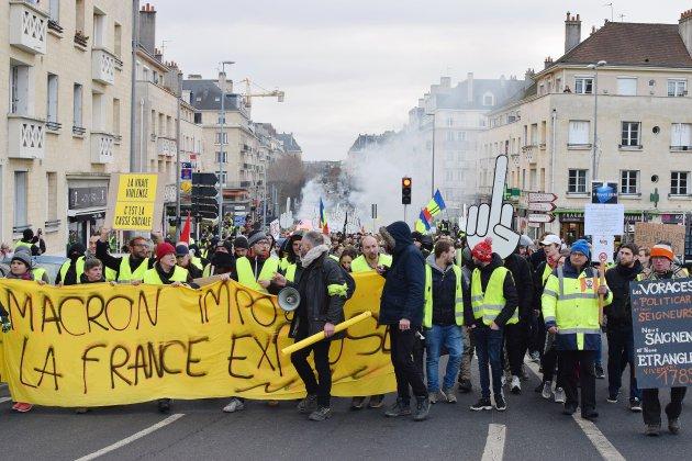 Gilets jaunes: les actions en Normandie ce samedi pour l'Acte X