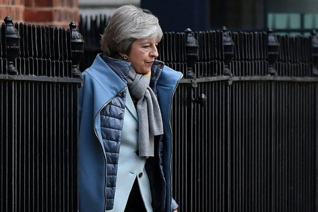 """Brexit: le cabinet de May s'inquiète de """"complots"""" parlementaires"""