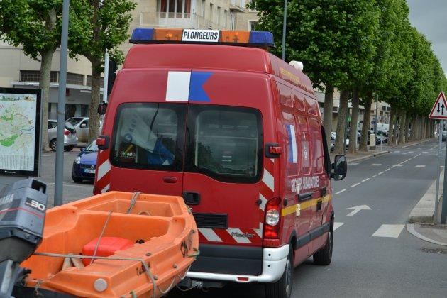 Importante pollution sur la Seine à Elbeuf
