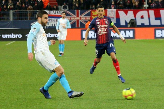 Football (Ligue 1) :Marseille vient briser sa série noire à Caen